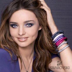 Swarovski stardust bracelets